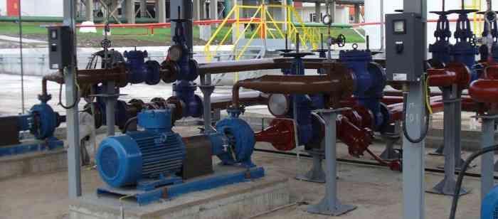 Ремонт и поддръжка на машини и съоръжения