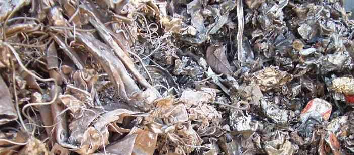 Демонтаж и рязане на скрап